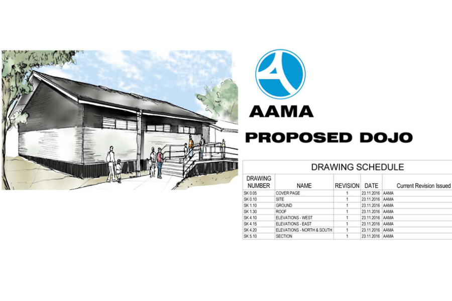 AAMA Karate Do Club Foundation Banner