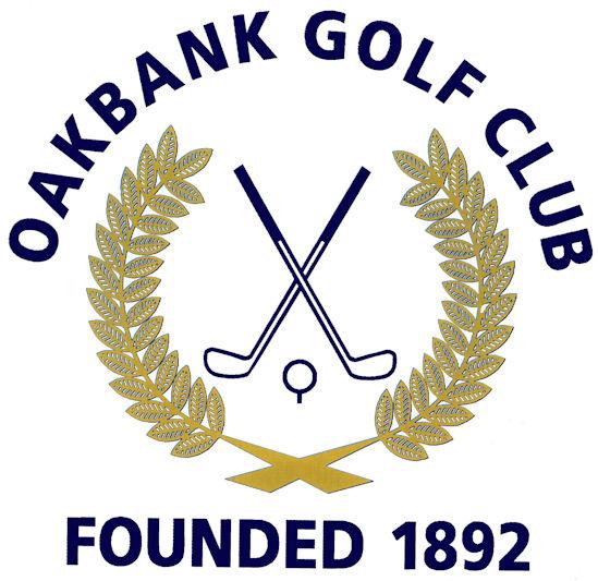 Improving Water Efficiency at Oakbank Golf Club Logo