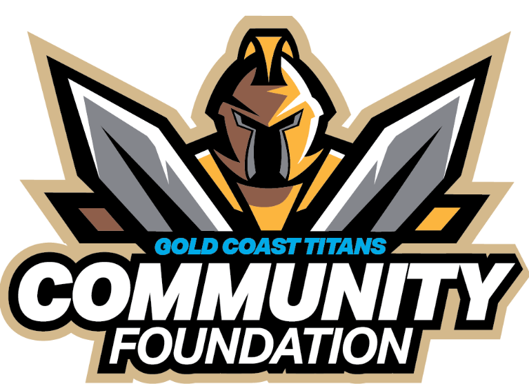 Gold Coast Titans Community Foundation Logo