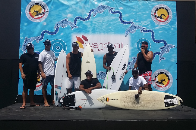 La Perouse Boardriders Surf Equipment Logo
