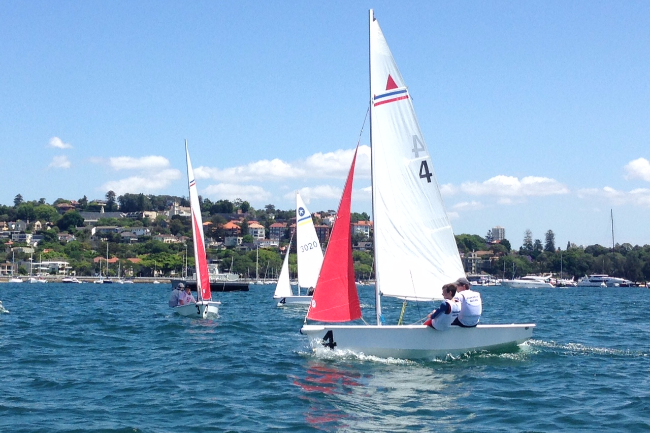 Cranbrook Sailing Equipment Fund Banner