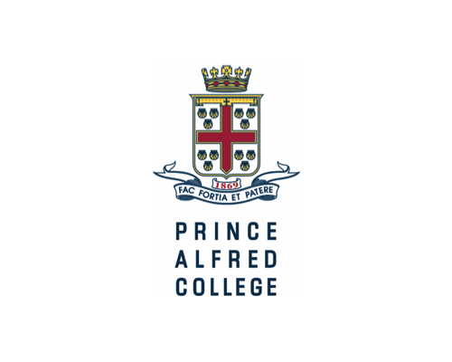 Prince Alfred College Badminton Logo