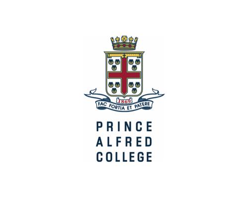 Prince Alfred College Squash Logo