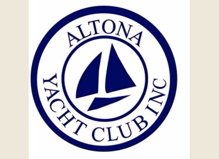 Altona Yacht Club Training Fleet Upgrade Logo
