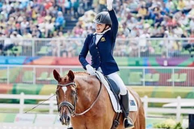 NSW Para Equestrian Dressage Futures Program Banner