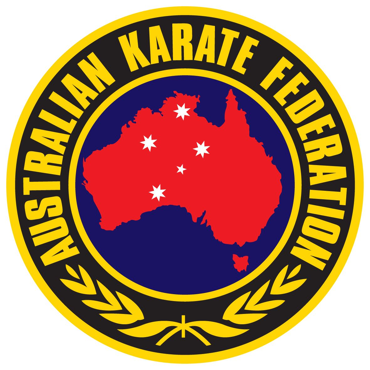 Australian Karate Federation Development Fund Logo