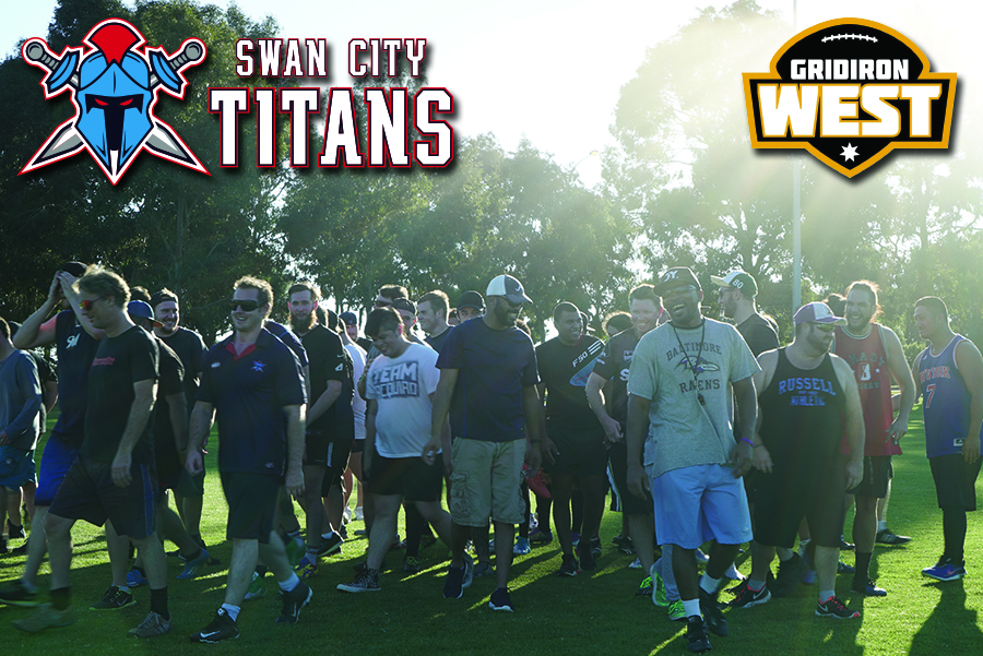 Swan City Titans Sport Club Development Fund Banner