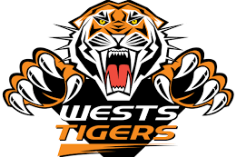 Wests Tigers Foundation Banner