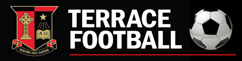 Terrace Football England Tour Logo