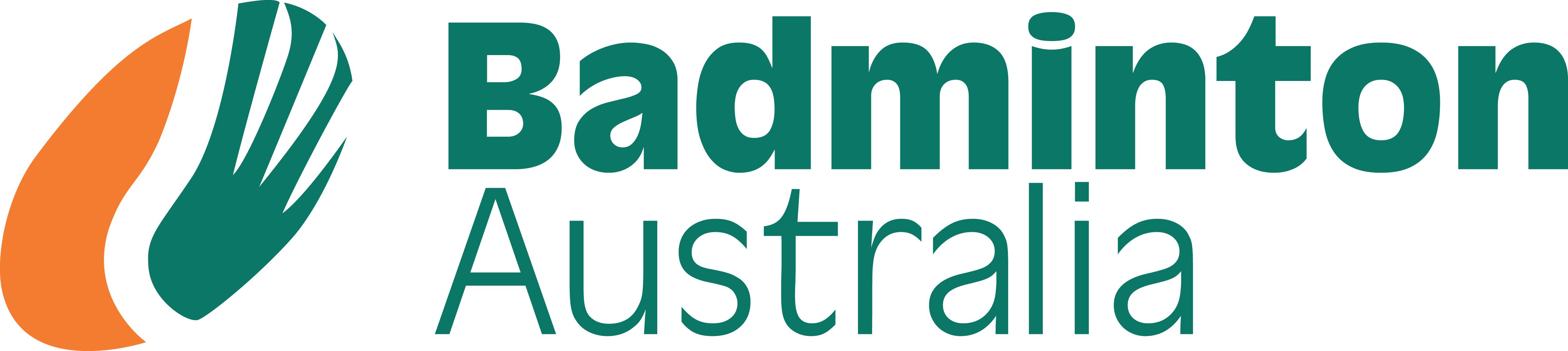Para Badminton Australia Logo