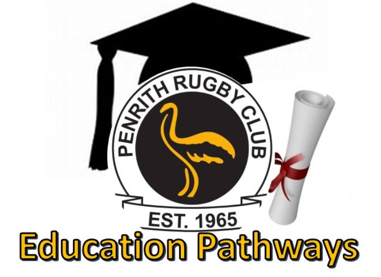Emus Education Pathways Logo