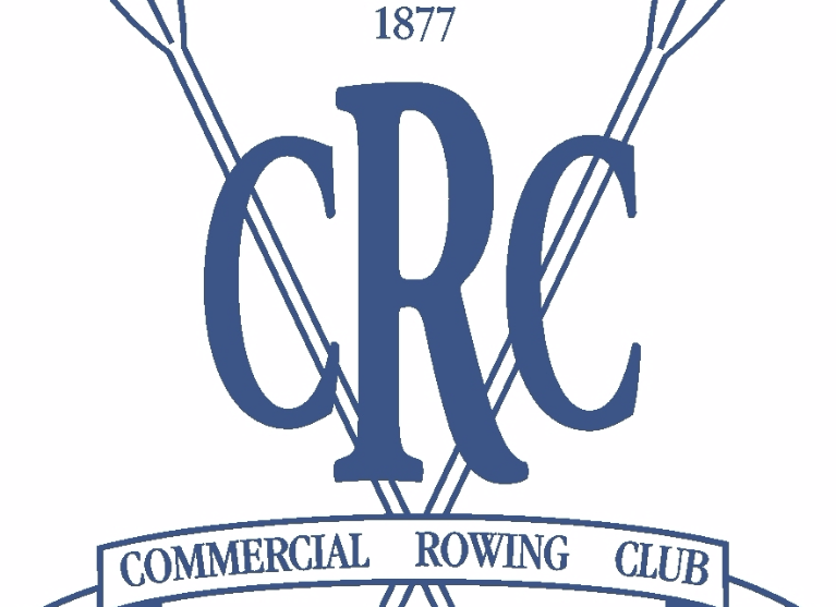 Commercial Rowing Club education Logo