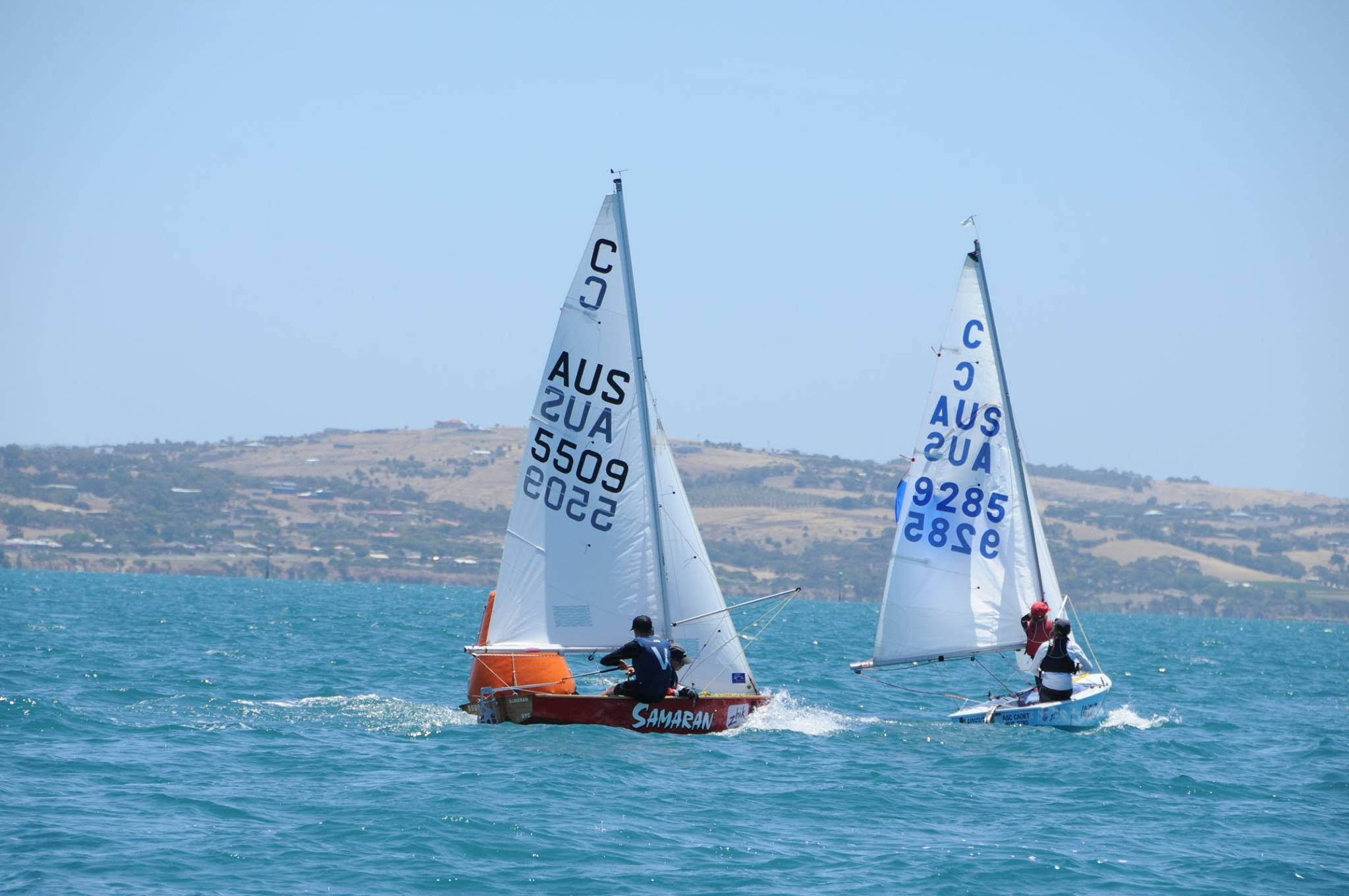 SYC Junior Overseas Fund Banner