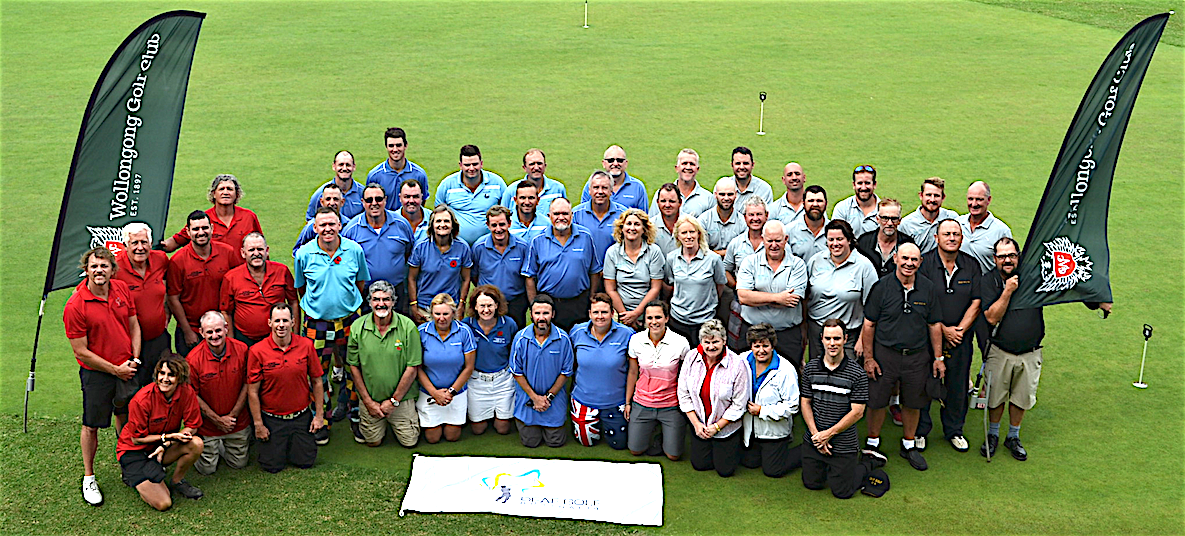 Deaf Golf Australia Development Fund Banner