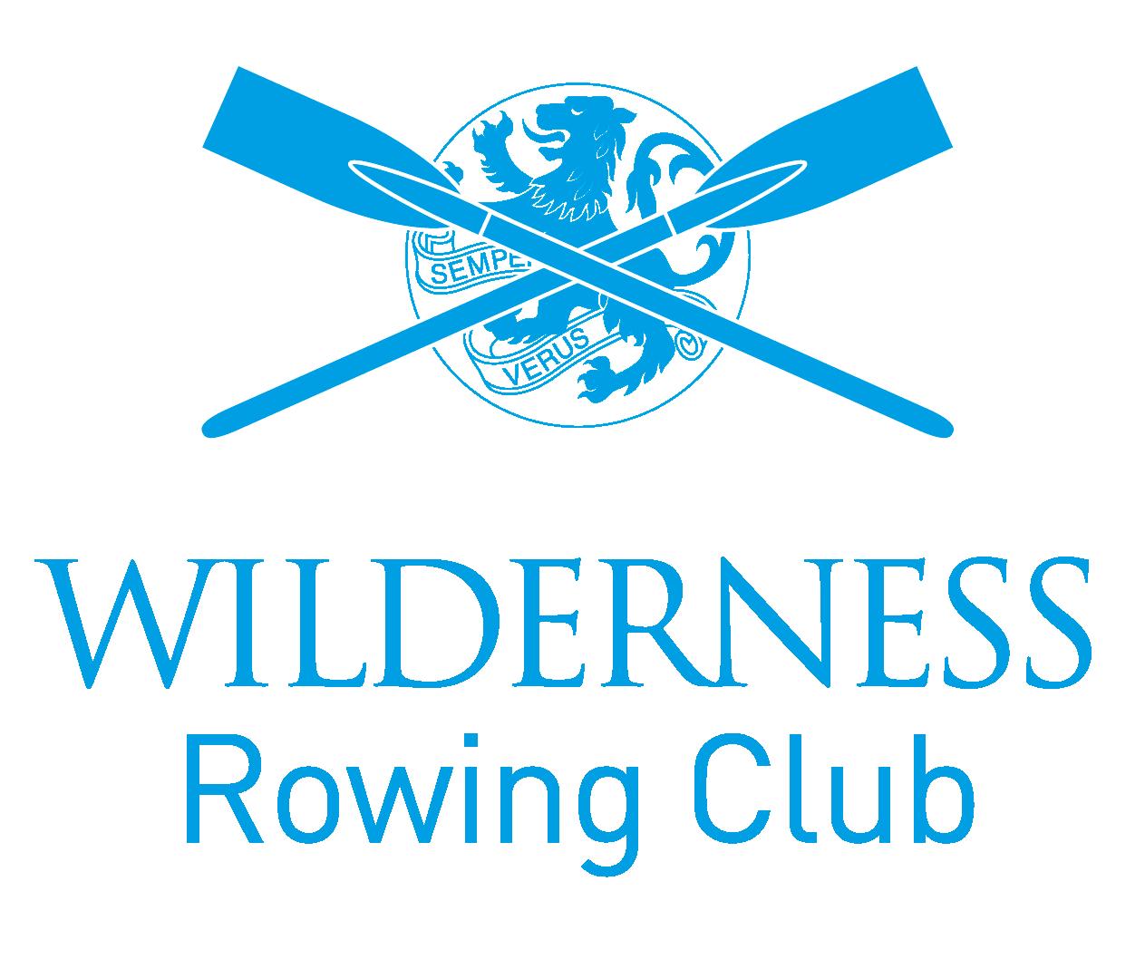 Wilderness School Rowing Fund Logo