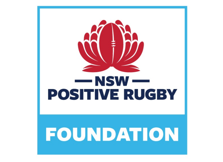 Positive Rugby Foundation Logo