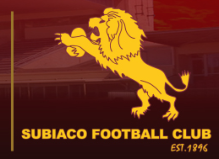 Subiaco Football Club Gym Upgrade Logo