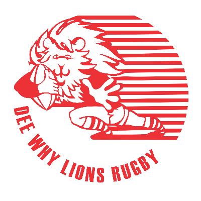 Dee Why Lions U13 Fiji Tour Logo
