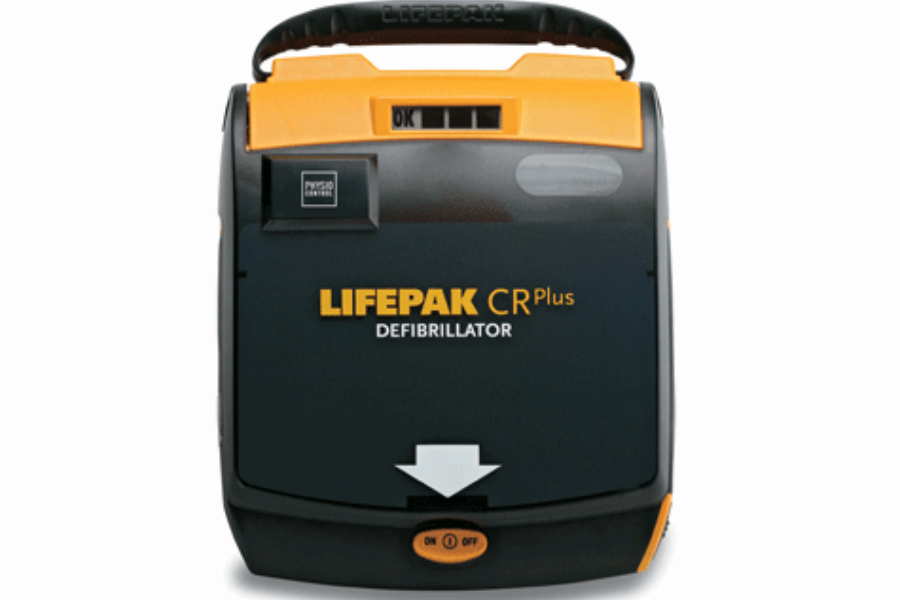 A defib 4 South Toowoomba parkrun Banner