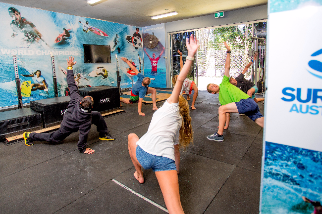 Surfing Australia High Performance Centre Development Banner