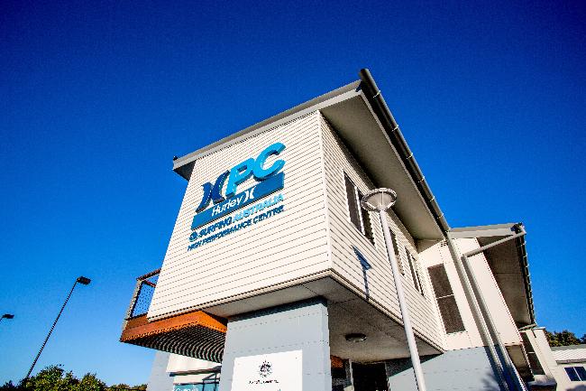 Surfing Australia High Performance Centre Development Banner
