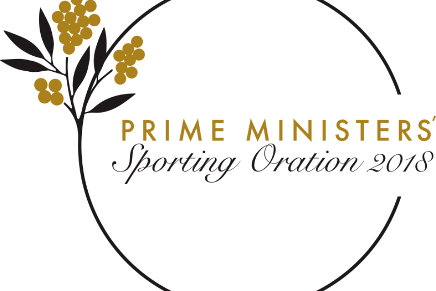 Prime Ministers Sporting Oration Banner