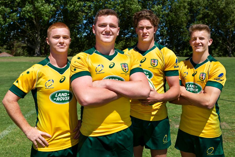 Australian Schools and U18s Banner