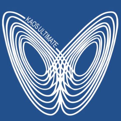 Kaos Ultimate to WUCC 2018 Logo