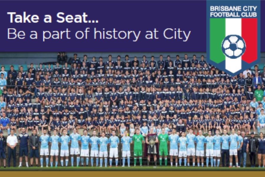 Take a Seat Campaign Banner