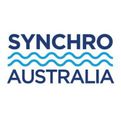 2018 Australian Junior National Synchronised Swimming Team Logo