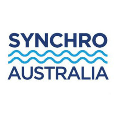 2018 Australian Senior Synchronised Swimming National Team Logo