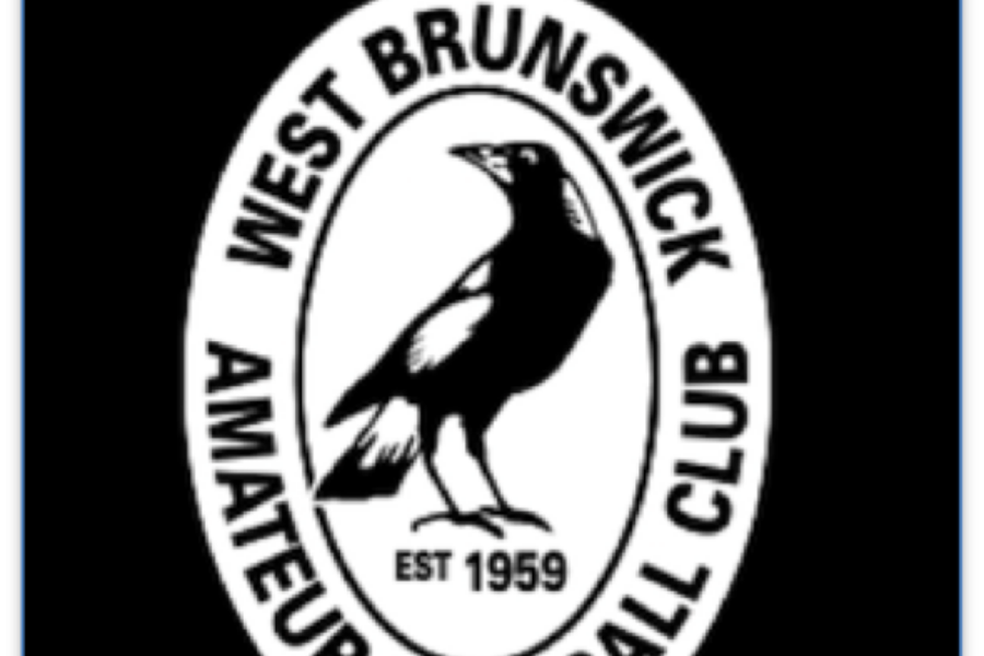 West Brunswick Amateur Football Club Womens Program Development Banner
