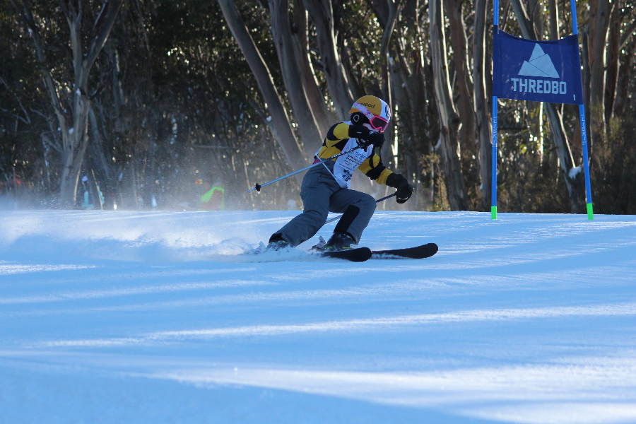 Ravenswood Snowsports Race Coach Fund Banner