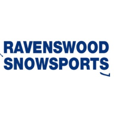 Ravenswood Snowsports Race Coach Fund Logo