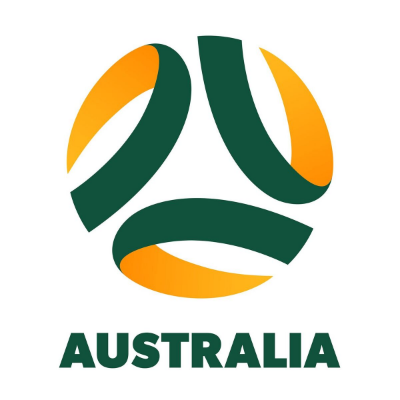 The Pararoos National Football Team Logo