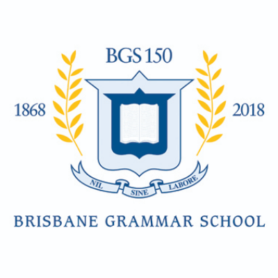 BGS Football Program Logo