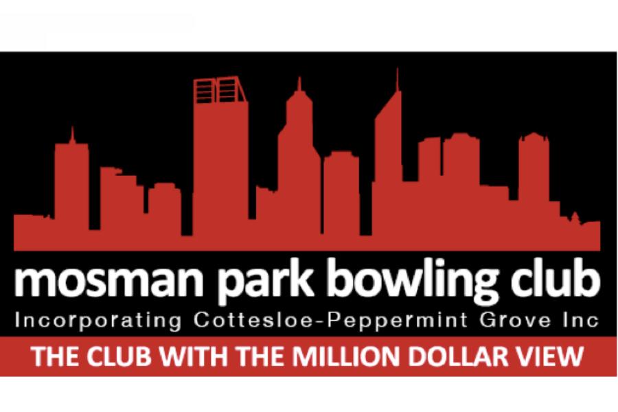 Mosman Park Bowling Club Development Fund Banner