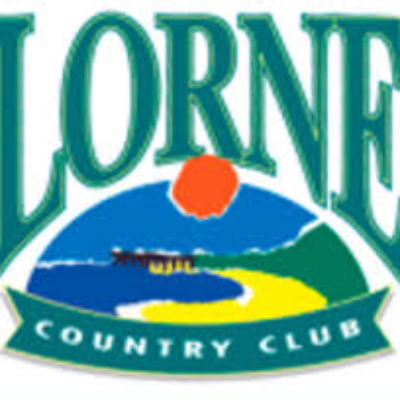 Lorne Country Club Tennis Court Surface Upgrade Project Stage 1 Logo