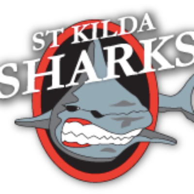 St Kilda Sharks Womens Football Club Development Logo