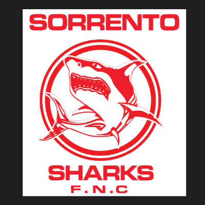 SORRENTO SHARKS FNC NETBALL COURTS FUND Logo