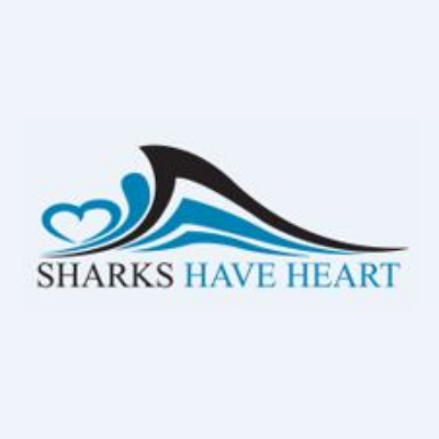 Sharks Have Heart Inclusivity Logo