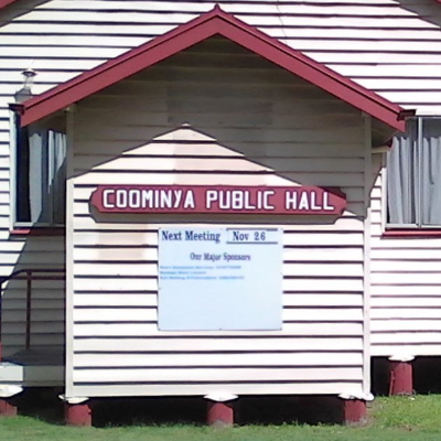 Coominya Community Activity Program Logo