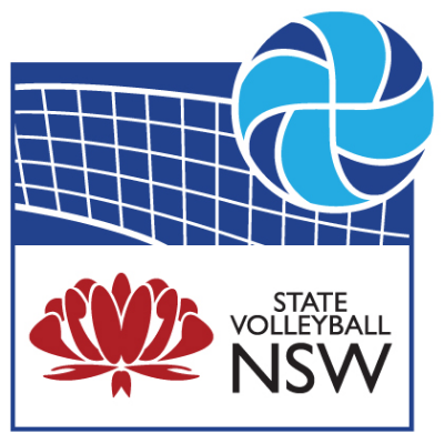 2018 NSW AJVC State Team Squad Fundraising Logo
