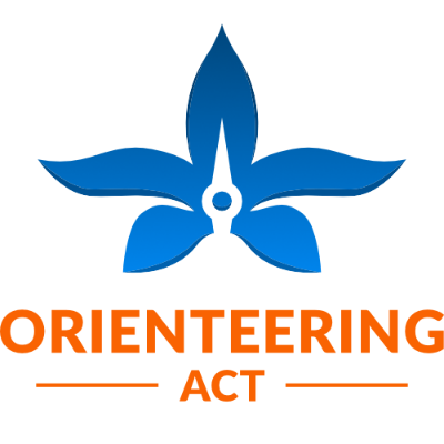 Orienteering ACT Development Fund Logo