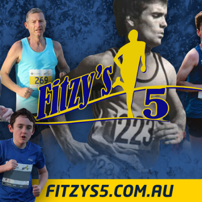 Fitzys 5 Support Logo