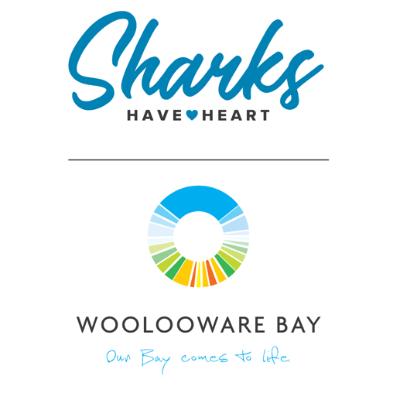 Sharks Have Heart: Social Impact Logo