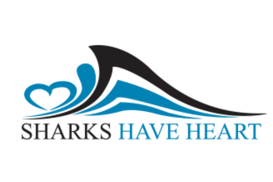Sharks Have Heart: Social Impact Banner