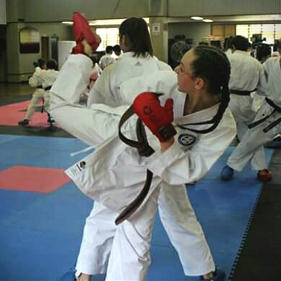 Ella Geritz Japan Training Trip Logo