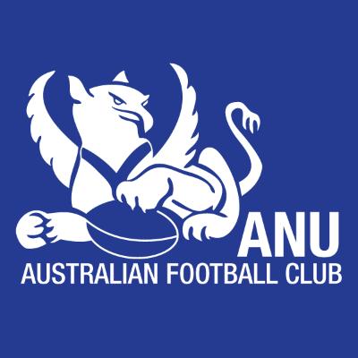 ANU Australian Football Club Logo