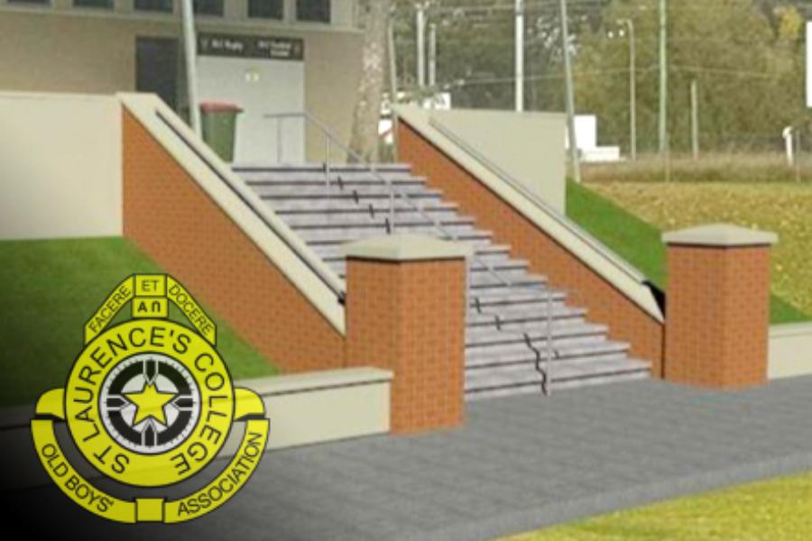 Runcorn Ceremonial Stairs Banner